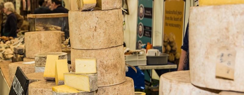 Sturminster Cheese Festival