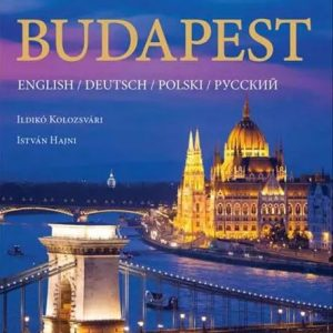 Budapest Book English German Polish Russian
