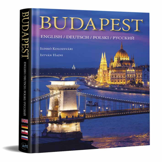 Budapest Photo Album 4 Languages