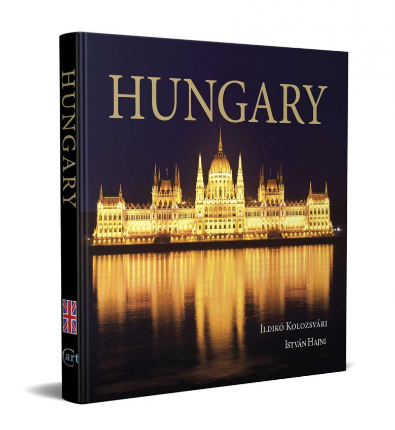 Hungary Traveller Book cover