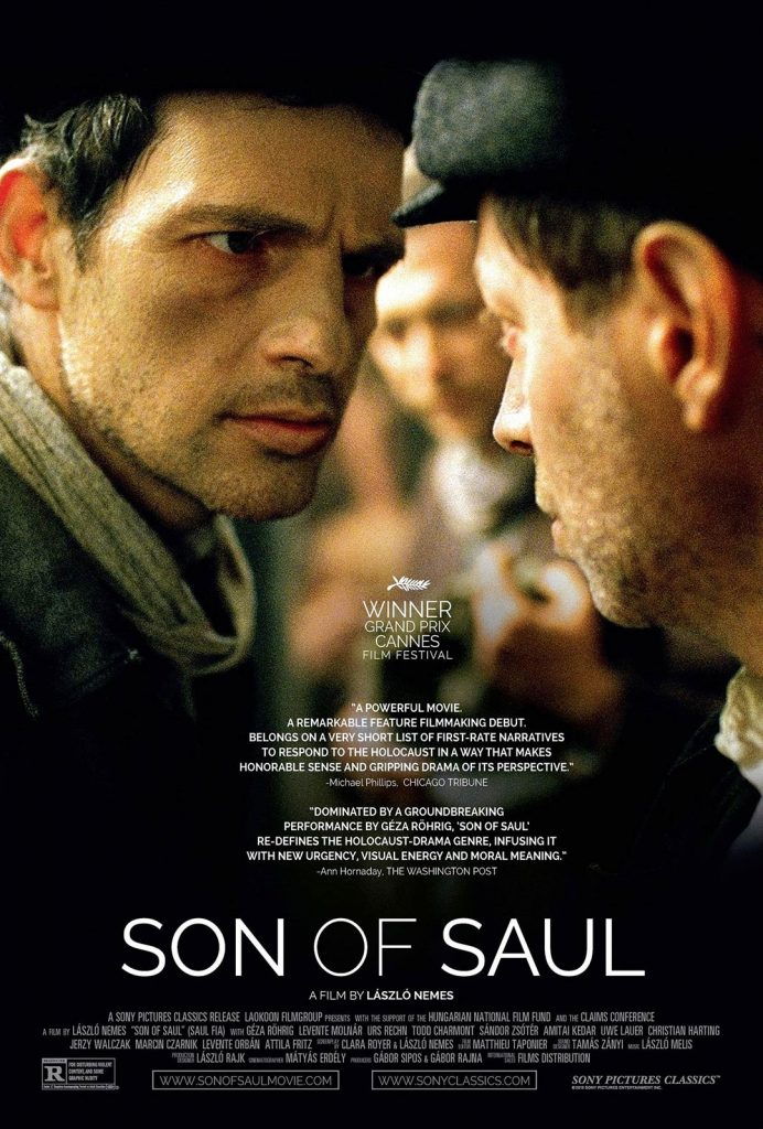 recent Hungarian films on Netflix Son of Saul movie